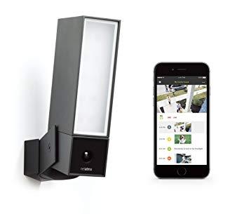 Camera exterieur avec application iphone