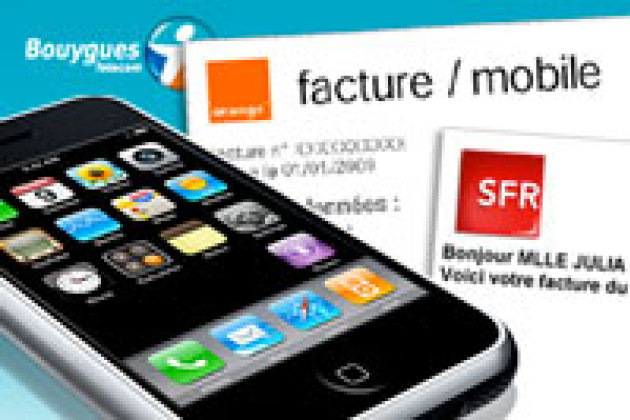 Payer application iphone avec forfait