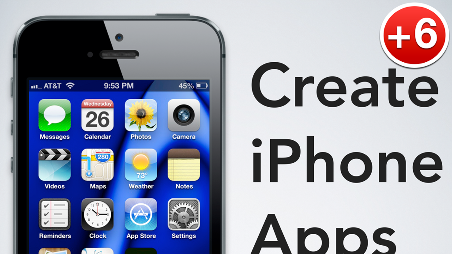 Application iphone courses