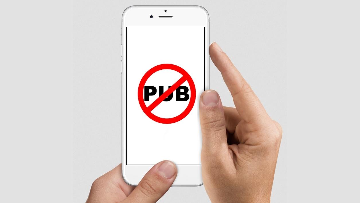 Bloquer pub sur application iphone
