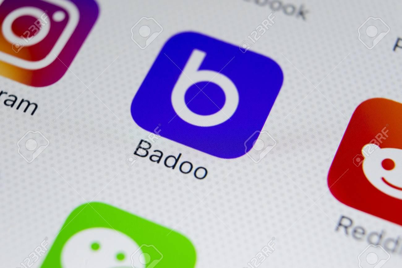 Application badoo iphone