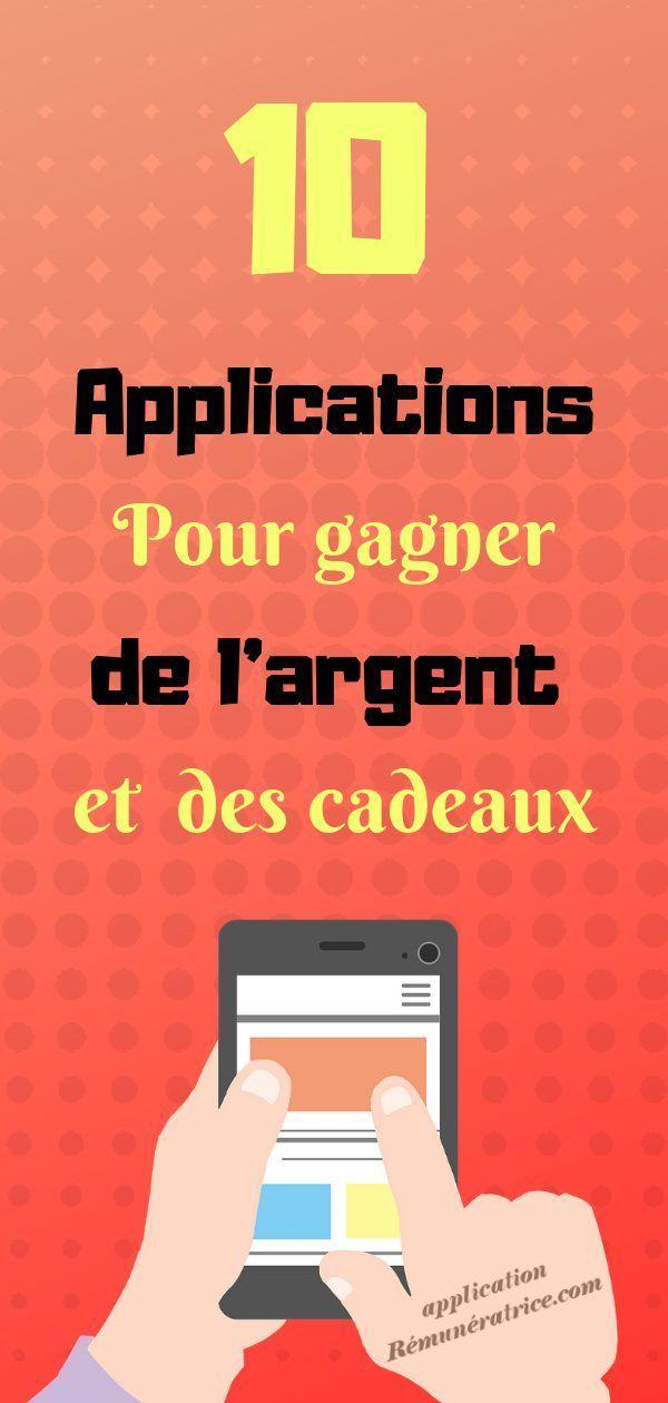 Application iphone rémunératrice