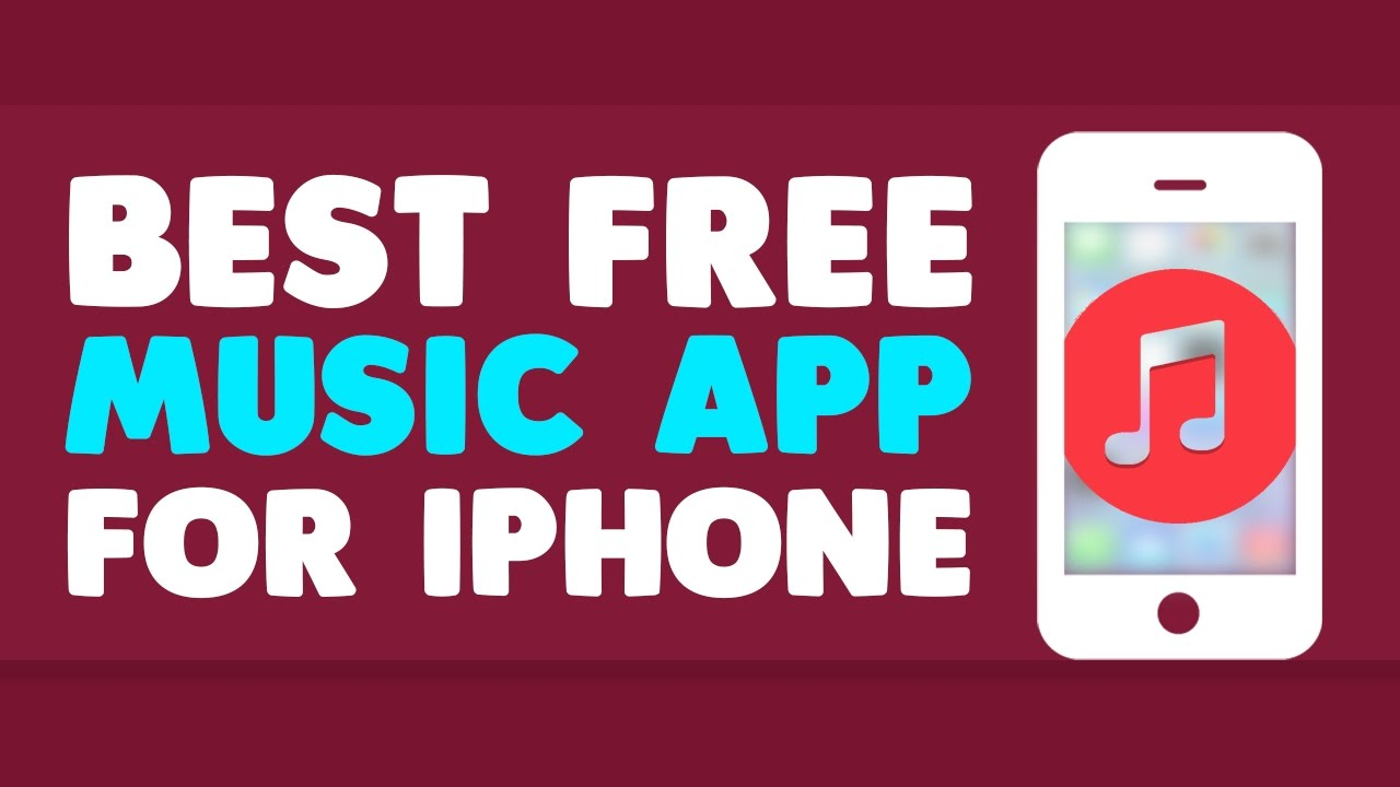 Free music application iphone