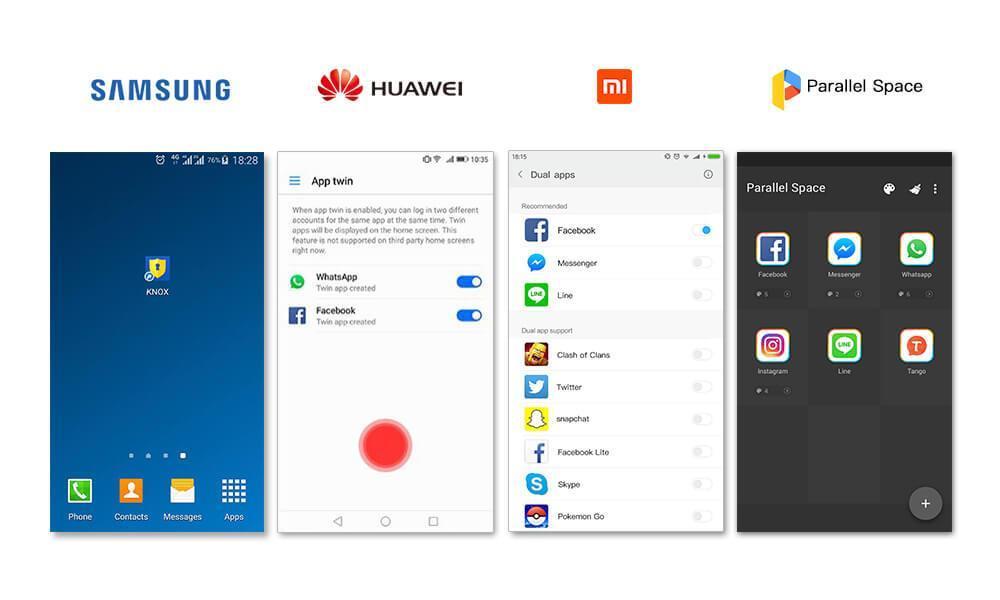 Dupliquer une application sur iphone