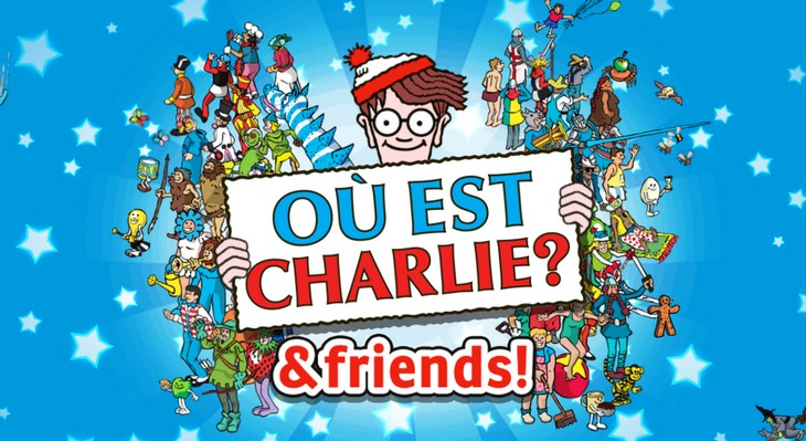 Ou est charlie application iphone