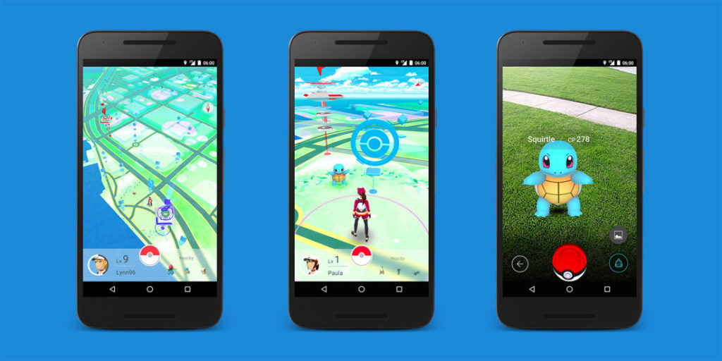 Application pokémon iphone