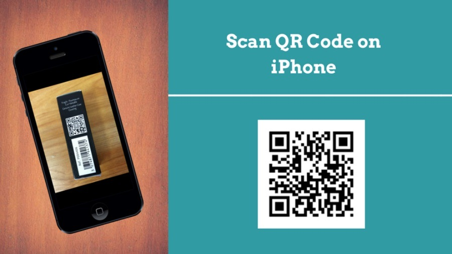 Application scan qr code iphone