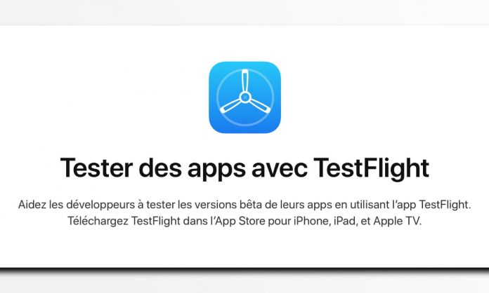 Testeur application iphone