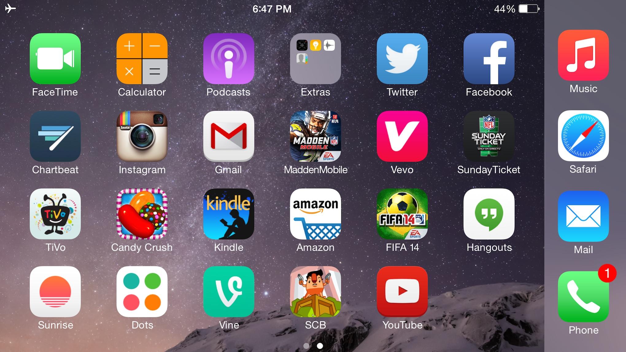 Meilleur application iphone gratuite