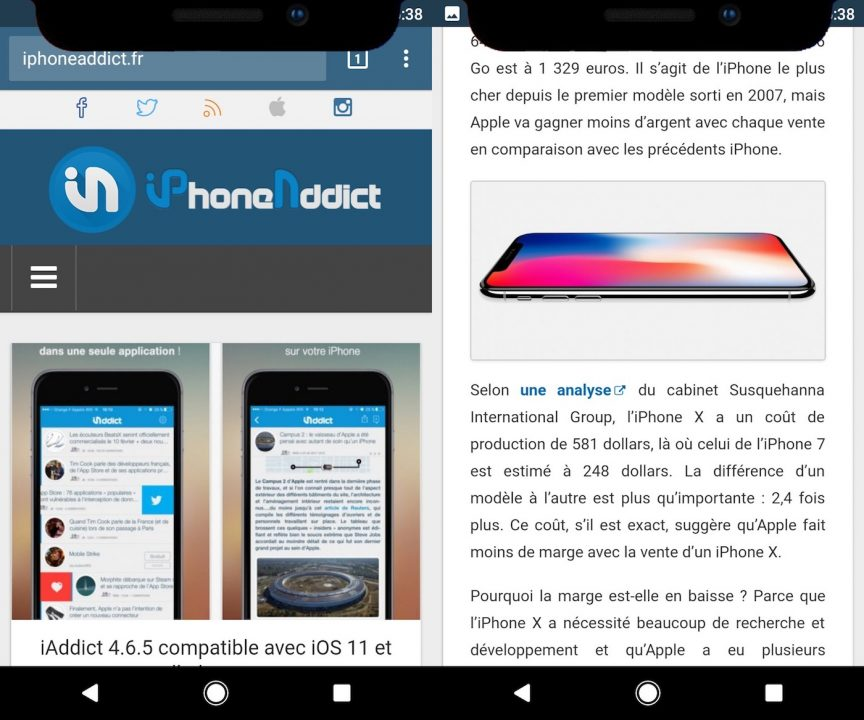 Recherche developpeur application iphone