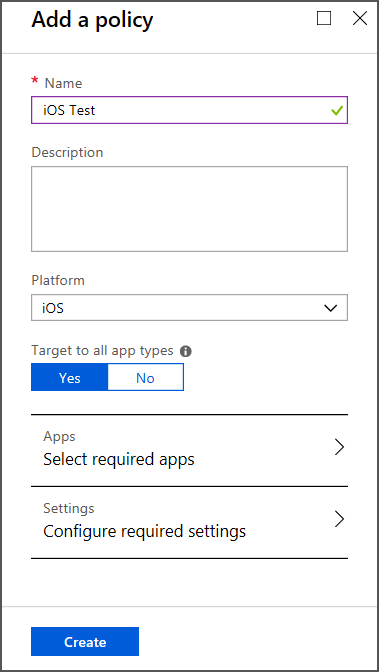 Application authentification microsoft iphone