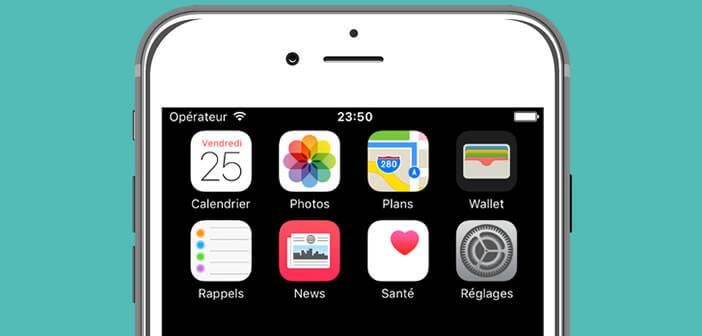 Application de rencontre iphone