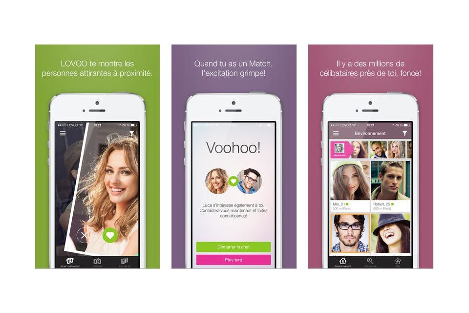 Application iphone rencontre