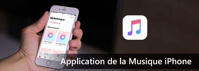 Application pour ecouter de la musique iphone