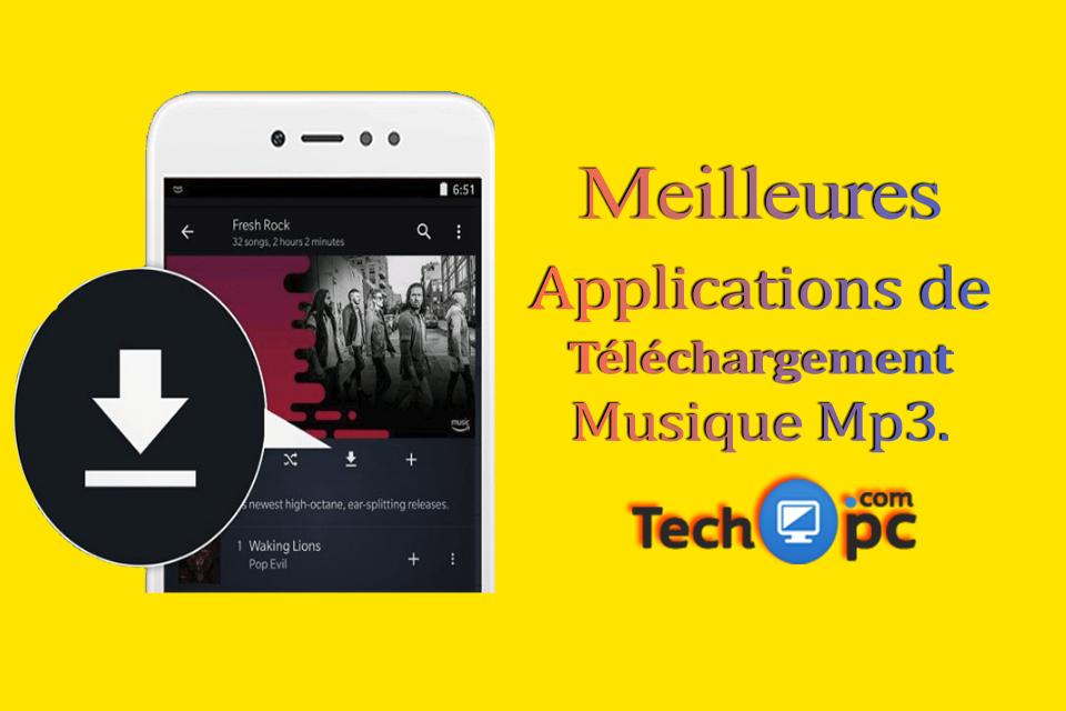 Application pour iphone musique gratuit