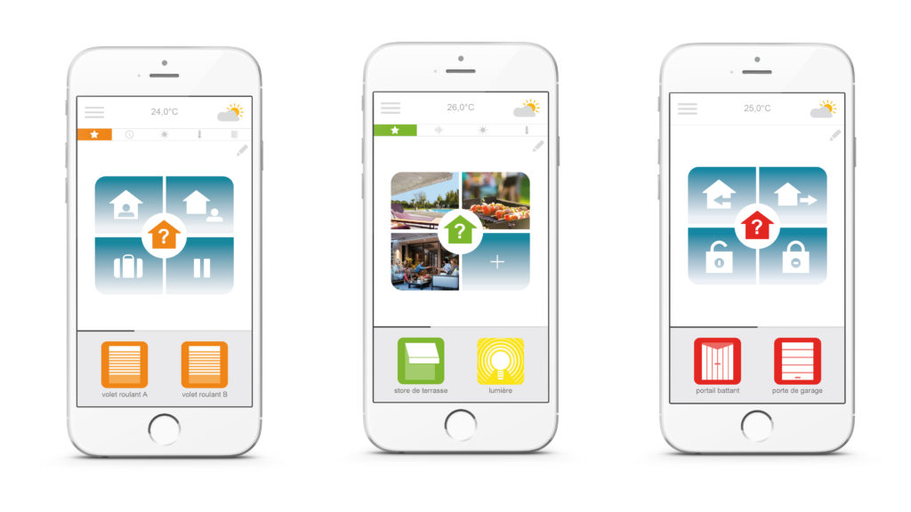 Application alarme somfy pour iphone