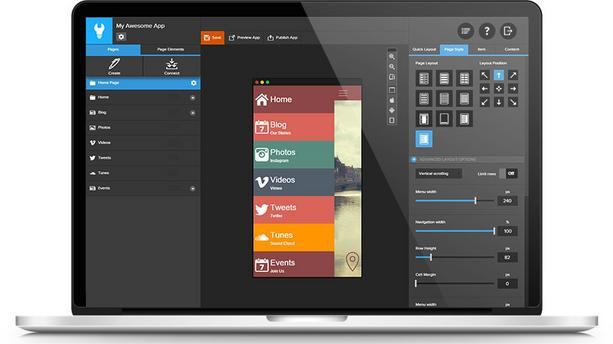 Créer application gratuite iphone
