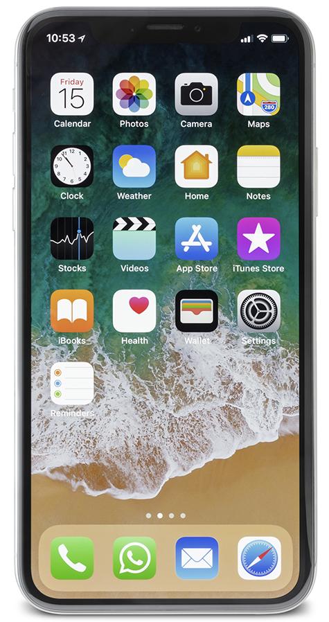 Niveau application iphone