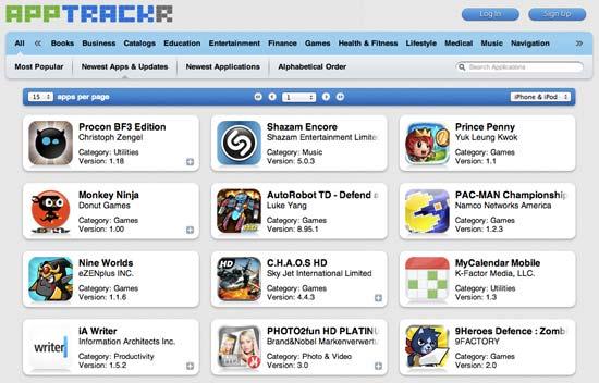 Crack application iphone
