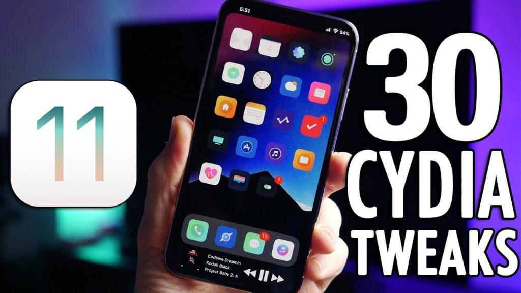 Application iphone cydia