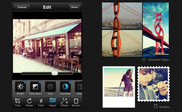 Application montage vidéo iphone