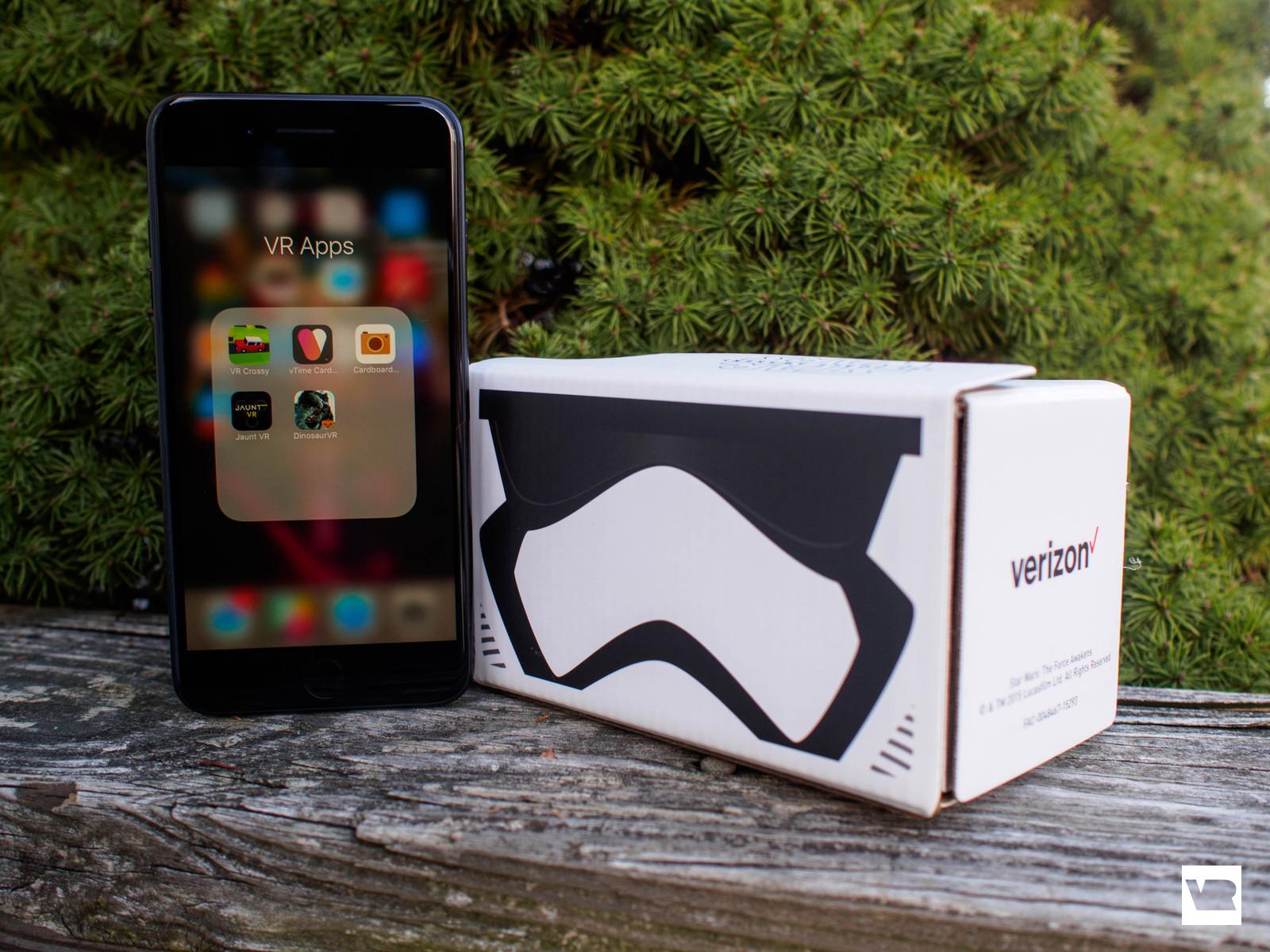 Application vr pour iphone