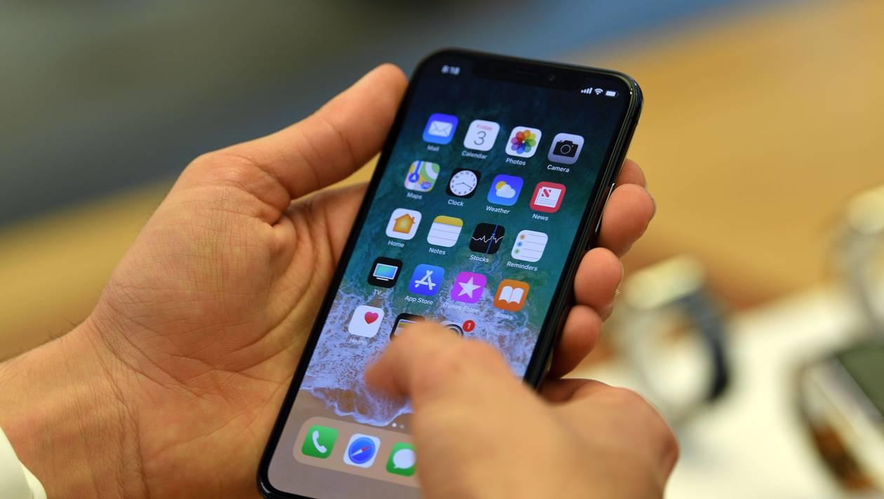 Application pour verrouiller iphone