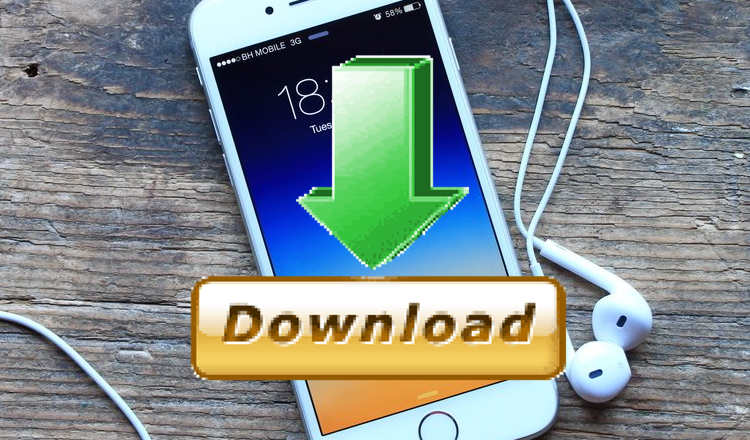 Iphone comment telecharger application