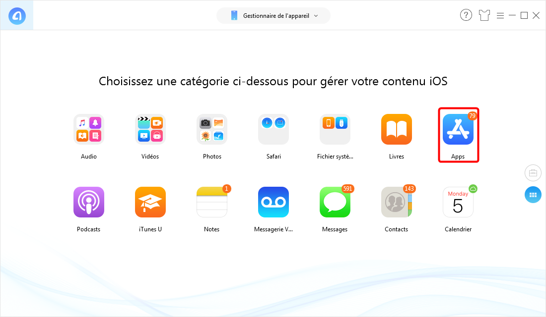 Comment desinstaller des application sur iphone