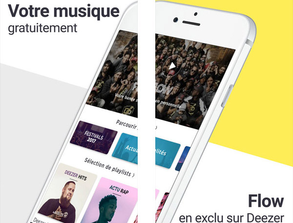 Application musique gratuite iphone 6