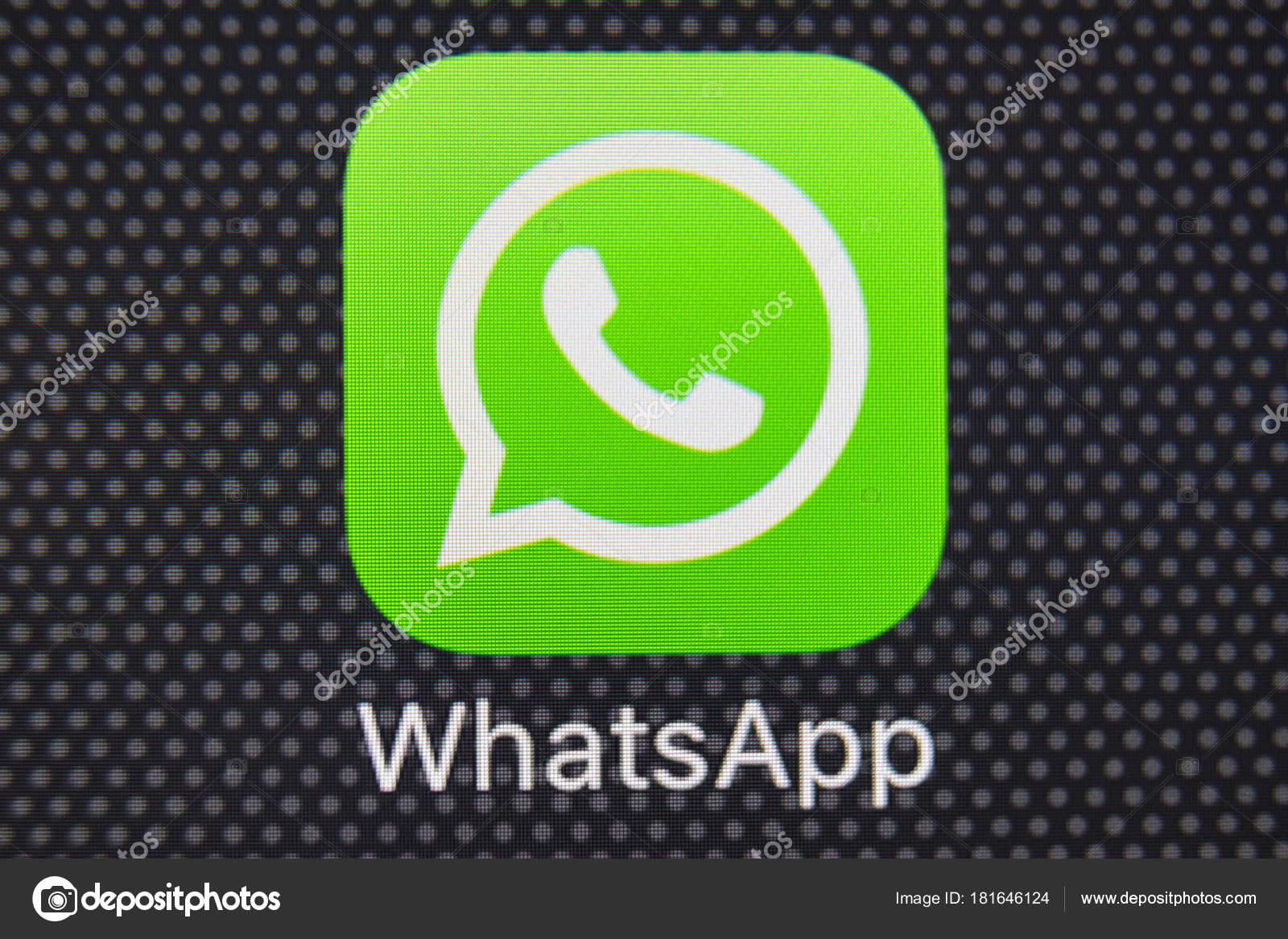 Application whatsapp iphone