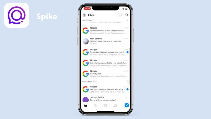 Application iphone pour senior