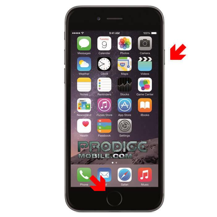 Arreter application iphone 4