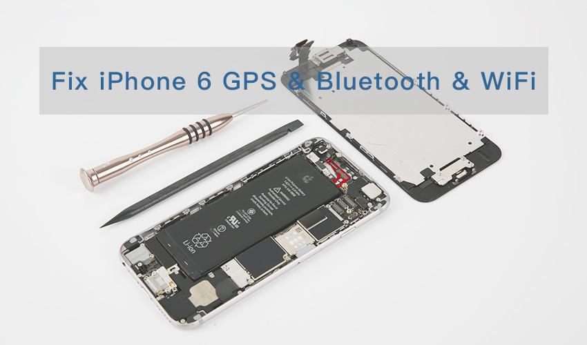 Application gps iphone 6