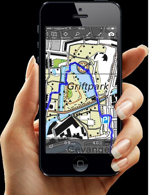 Application geocaching iphone gratuite