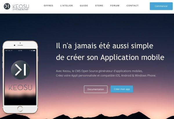 Créer une application iphone sur pc