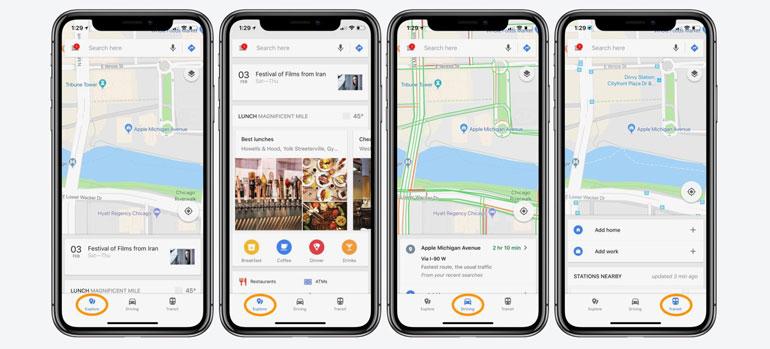 Application gps gratuite pour iphone