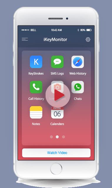 Application surveillance iphone