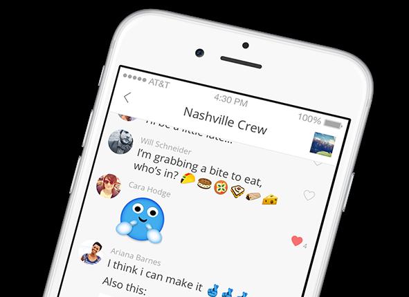 Application message groupé iphone