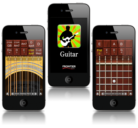 Application accord guitare iphone
