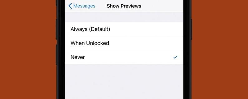 Application pour cacher sms iphone 6