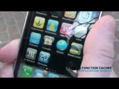Application iphone qui déshabille les gens