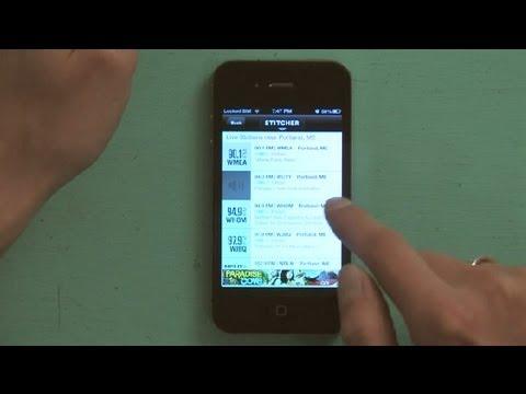 Application radio sans internet iphone