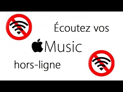 Application pour musique iphone sans internet