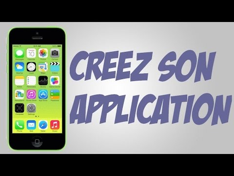 Son application iphone