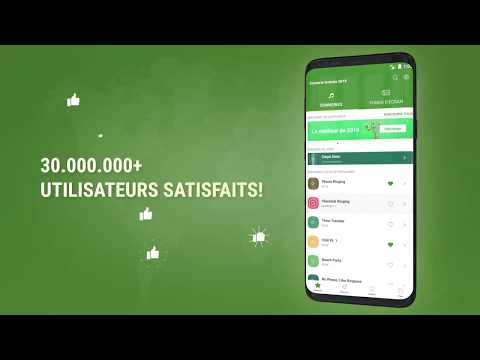 Application sonnerie gratuite iphone