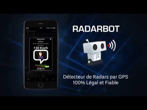 Application radar gratuit iphone
