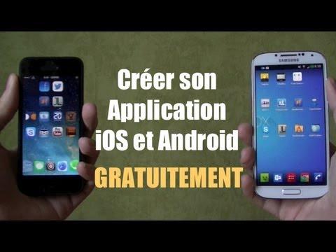 Faire une fausse application iphone