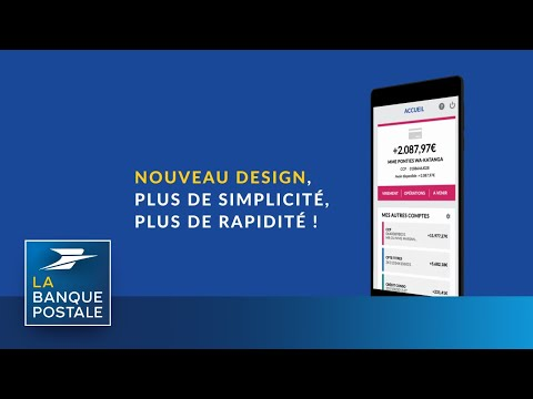 Application iphone la banque postale
