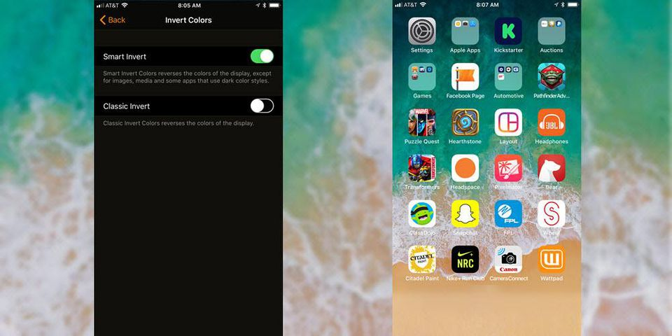 Suppression application iphone sur ios 11